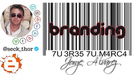 Personal Branding - Jorge Álvarez