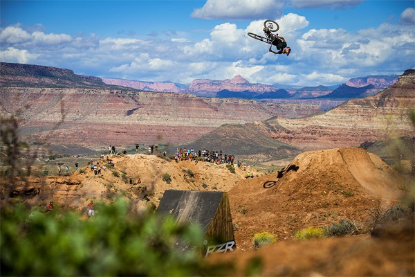 The Story Of Red Bull Rampage 2014