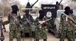 Abducted nurse becomes Boko Haram member, sends warning WhatsApp message