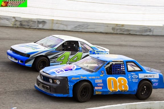Highland Rim Speedway, 4/18/2015 (Steven Luboniecki photo for Middle Tennessee Racing Scene)