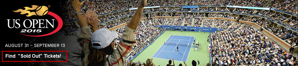 2015 us open tennis tickets banner