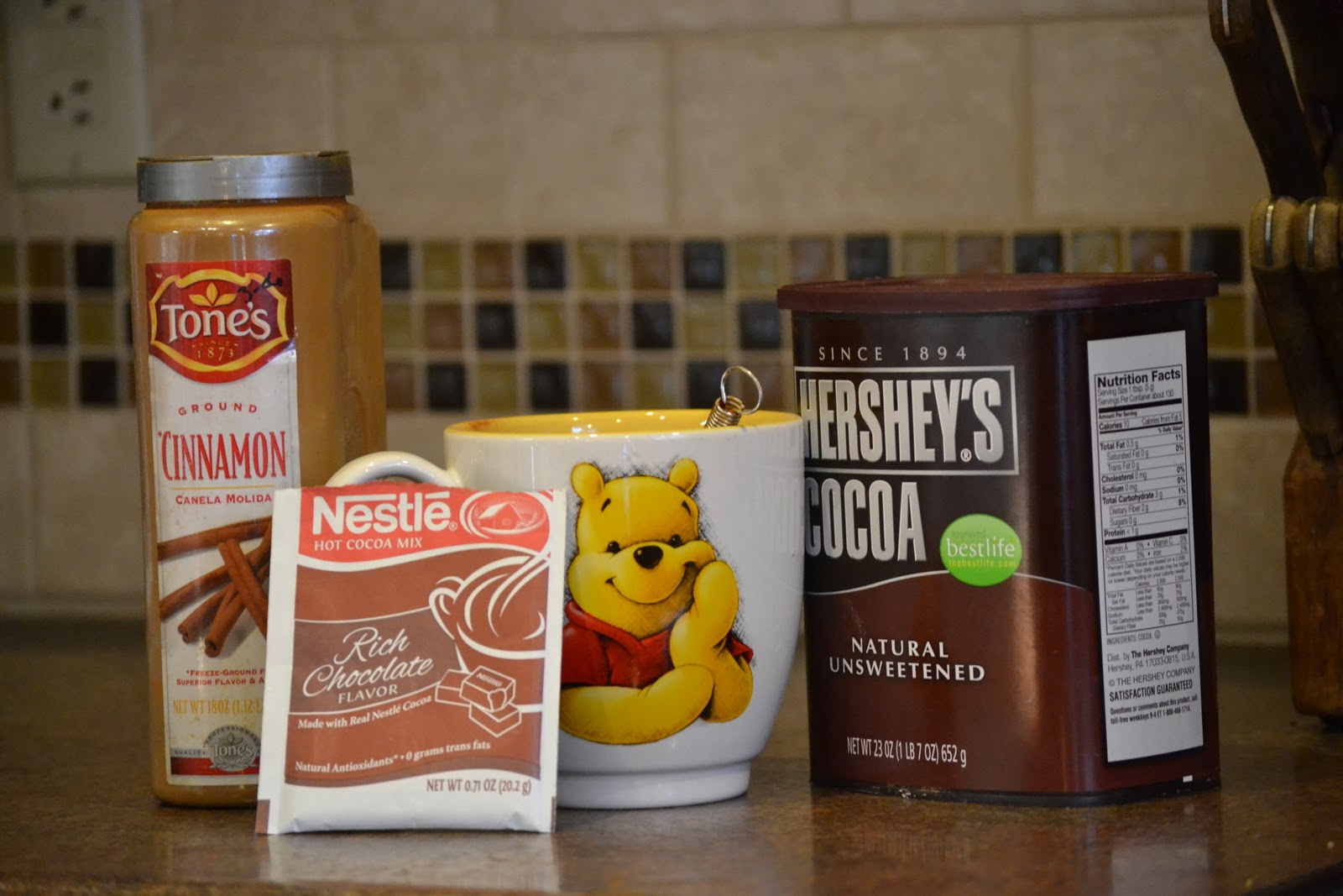 how to make hot chocolate with unsweetened baking cocoa