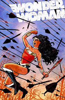 wonder woman cliff chiang brian azzarello dc comics justice league gal gadot