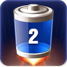 Download 2 Battery Pro Battery Saver v3.16 Apk logo cover