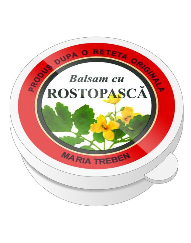 Balsam cu rostopasca (uz extern)