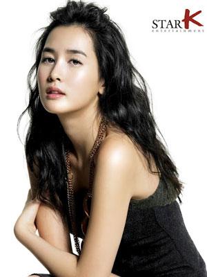Artis Korea Tercantik Lee Da Hae