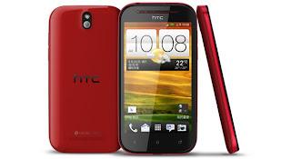 HTC Desire P (pictures)