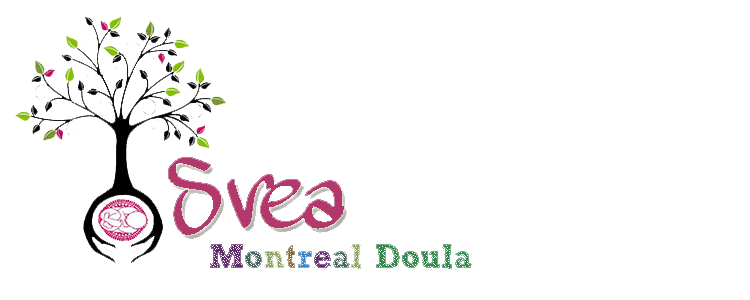 Natural birth Montreal doula