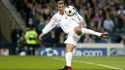 Zinedine Zidane's Top 10 Goals, Skills and Tricks