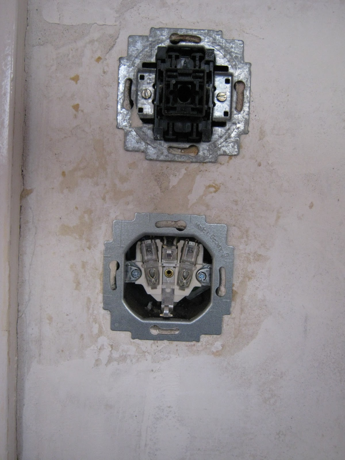 Dassis Renovierungstagebuch: Kreativer Lichtschalter