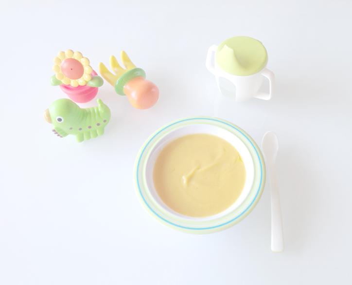 Papilla de calabacín y calabaza - Receta - hansel y Greta