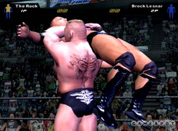 All The Pirated Entertainment....!!!!: WWE Smackdown! Here Comes The Pain PS2 Game For PC