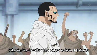 1 One Piece Episode 606 [ Subtitle Indonesia ]