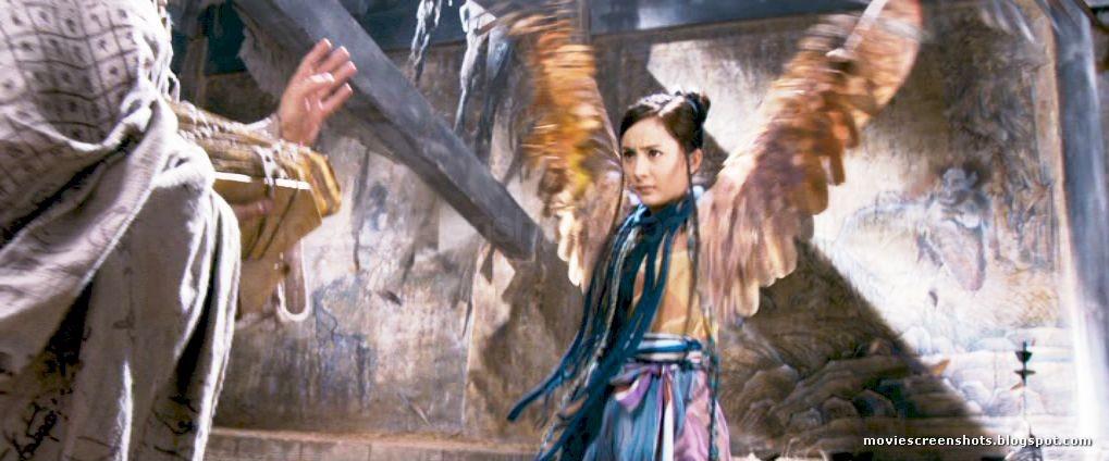 Vagebond's Movie ScreenShots: Hua Pi 2 - Painted Skin 2 (2012)