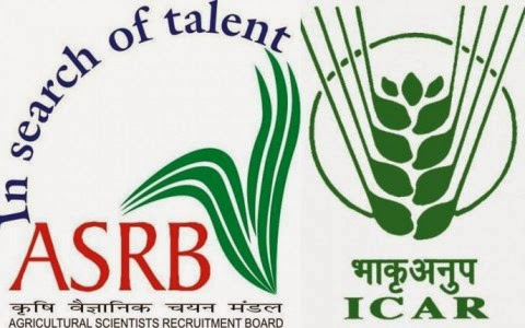 ASRB Competitive Exam for Assistant Director post in ICAR