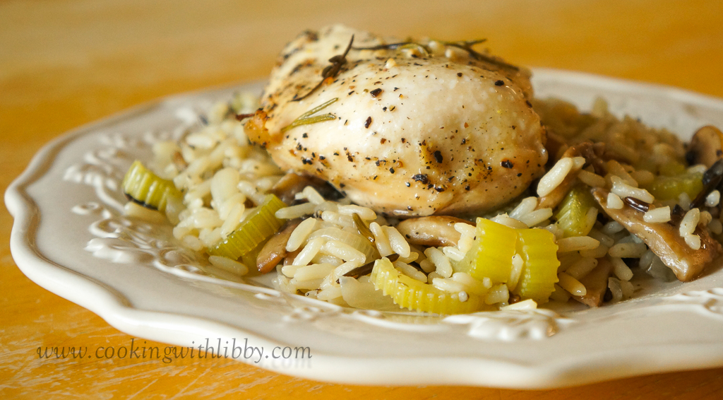 Cooking With Libby: Almond Wild Rice Pilaf