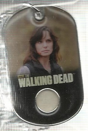 Walking Dead Dog Tags Target