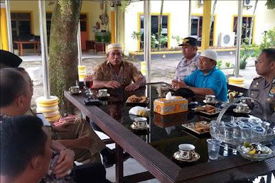 Panitia Natal Oikumene Tanjungbalai Audiensi dengan Walikota dan Kemenag
