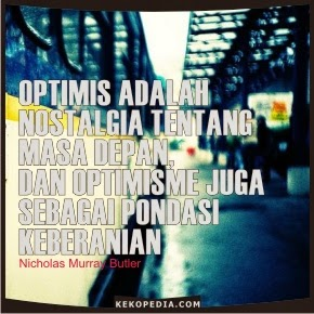 Dp BBM Kata-Kata Optimis