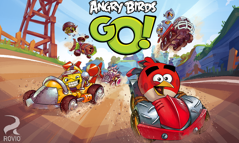angry birds go 1.7.0 mod apk unlimited coins and gems