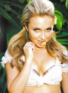 Hayden Panettiere in Bikini Photos