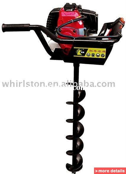 Portable Auger Drill7