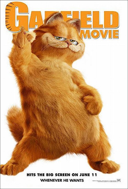 Garfield 1 : การ์ฟิลด์ 1
