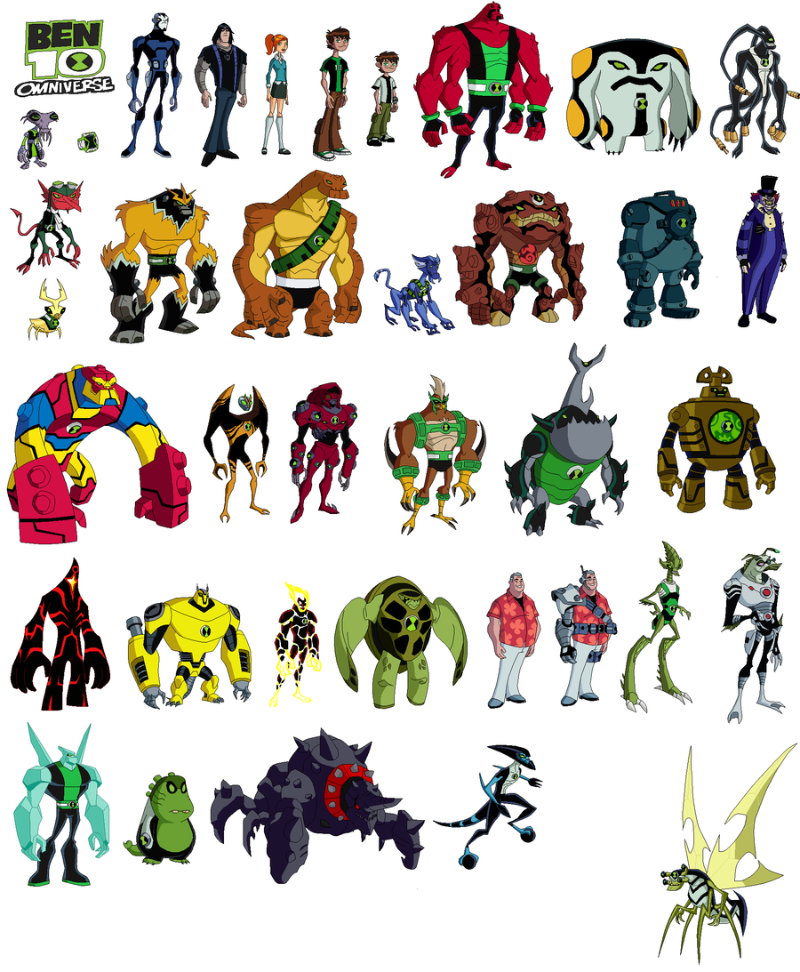Ben 10 Gravattack Viewing Gallery