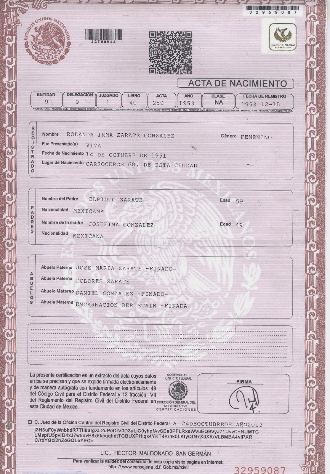Excelente Plantilla De Certificado De Matrimonio Falso Ideas ...