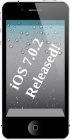 ios 7.0.2 released changes log