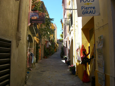 Old town of Collioure