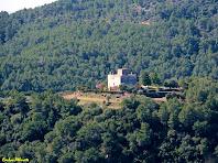 Vista de la Torre Nova des del Turó de Ferles. Autor: Carlos Albacete