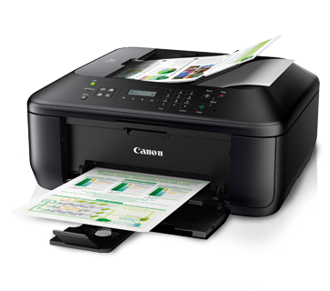 download Canon PIXMA MX397 Inkjet printer's driver