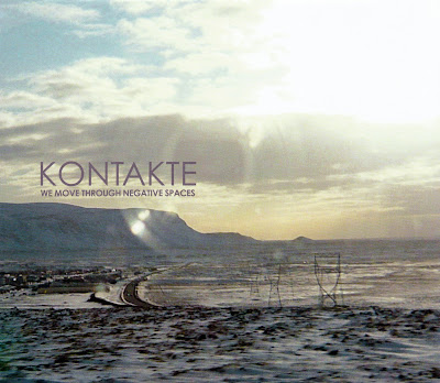 Review Kontakte - We Move Through Negative Spaces (2011)