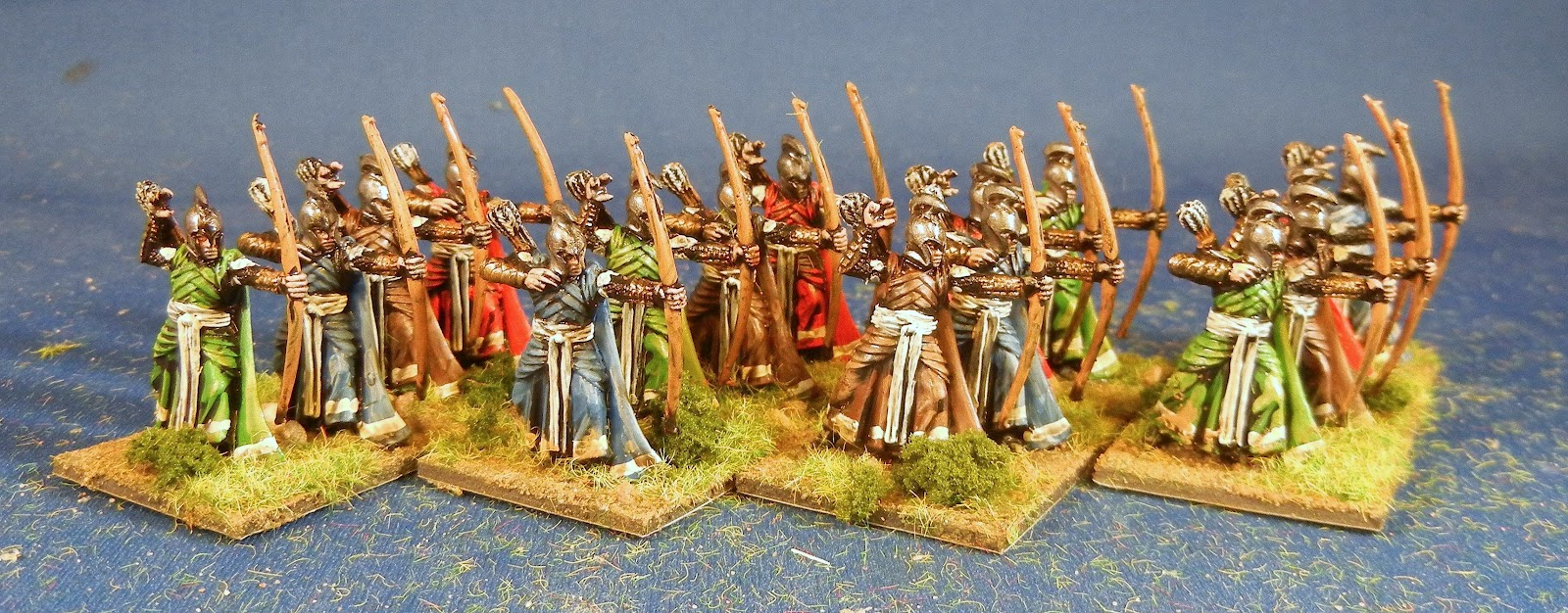 Lord Of The Rings Wargame Figures