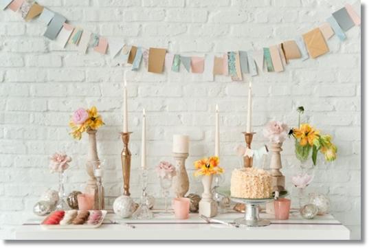 dessert buffé, dessert buffé vimplar, vimplar, bröllop vimplar, dukning vimplar, dessert buffe pennants, wedding pennants, table setting pennants, dukning vimplar