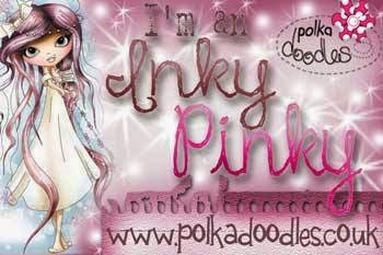 Proud to design for Polkadoodles Inky Pinkies