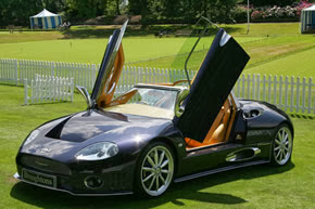 Beautiful spyker