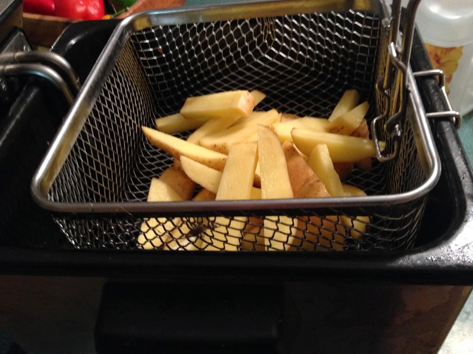 Как сделать картофель фри дома? 189