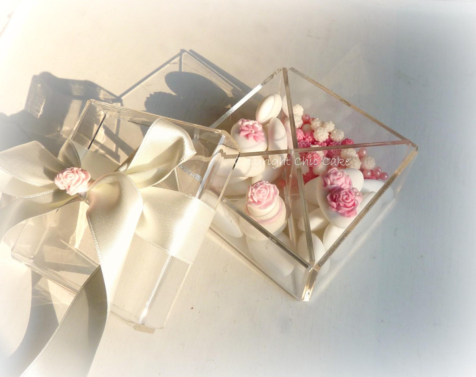 Bomboniera Matrimonio Azzurro : Bomboniera confezioni confetti per matrimonio battesimo