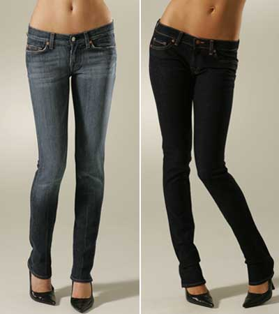 Skinny Jeans Trends For Women