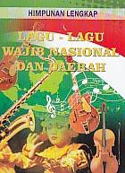 toko buku rahma: buku lagu wajib nasional dan daerah, penerbit cv ita