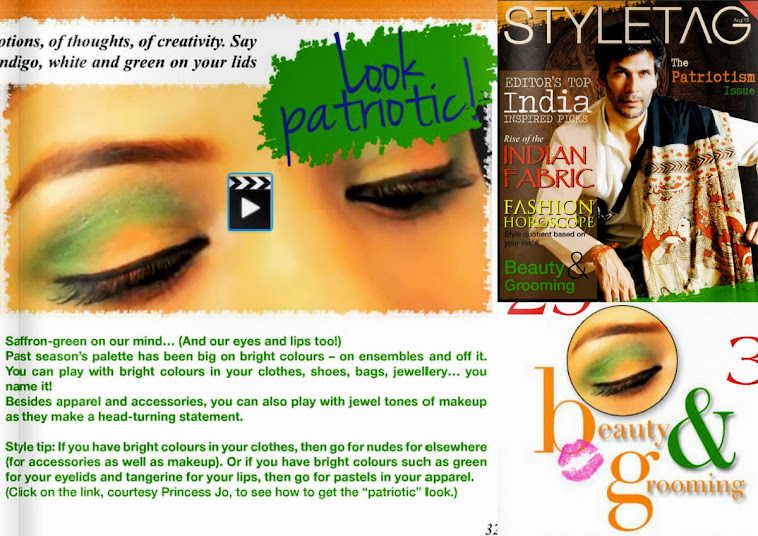 Featured In STYLETAG Magazine