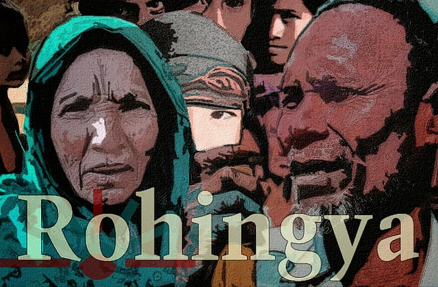 Muslim Rohingya Buka Suara pada Media Soal Kekerasan Tentara