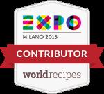 Le mie ricette per EXPO 2015