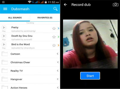 Gratis Download Dubsmash Android