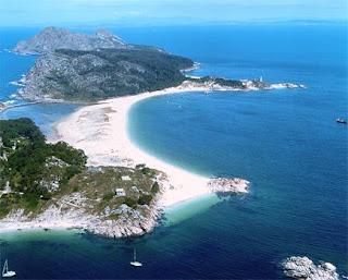 Las Playas mas bellas de España