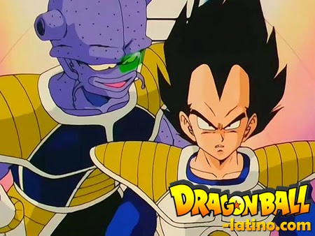 Dragon Ball Z capitulo 43