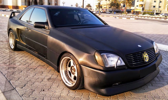 Mercedes cl500 c140 koenig special widebody benztuning for Mercedes benz special deals
