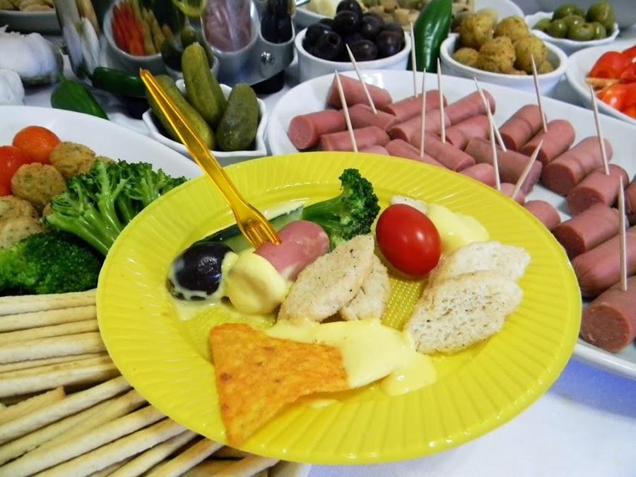 Una mesa Salada Diferente que Todos Quieren Comer